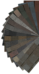 Asphalt Shingle Roofing Options in Central Indiana
